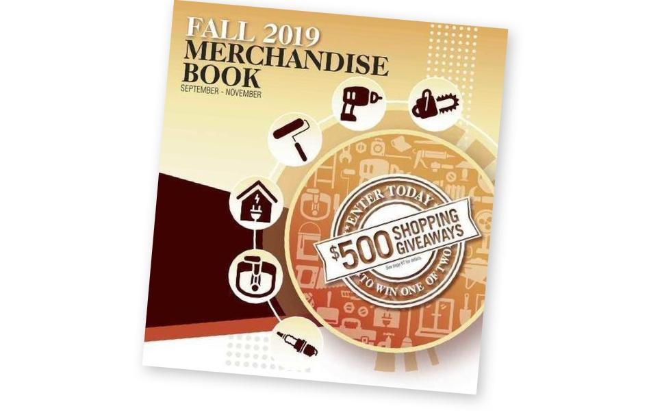 Fall 2019 Merchandise Book
